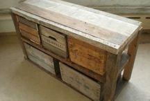 Stuff to Make: Furniture / by Jessi Eaton