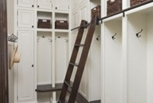 Mudrooms / by Becky Lewis