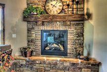 Fireplace / by Teresa Brodman