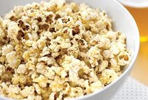 Popcorn Recipes / by Kernel Season's