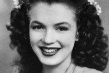 Marilyn / Ode to a icon / by Jen Lafrentz