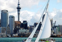 Auckland, New Zealand in a Day / The one place in the world I want to visit most. / by Gisa Seeholzer