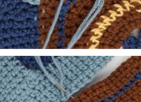 Crochet/Knit / For the 85 within me :) I hope to one day make a career out of creating with yarn. / by Dee