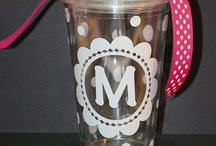 monograms <3 / by Aubrie Anna Smith