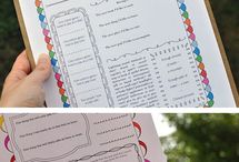 Printables! ♥ / by Morgan Winchester