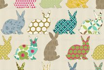 quilt - bunny / by Hazel TheBunny