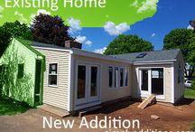 Home Addition Plans / by Lex Voitek