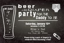 Party Planning: Diaper & Beer Bash / by Laura Brownlee Curtis