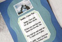 daddy gift ideas / by Bonnie Wood