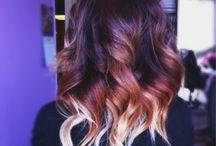 Hair / Hair colors/tricks/ideas/styles etc / by Macie