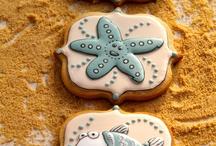 Beach & Nautical Cookies / by AChewyCookie