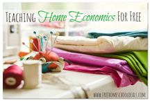 Home School - Family and Consumer Science / Family and Consumer Science  (Home Ec) / by Danyel Beach