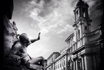 Rome Black&White / by Hotel Antico Palazzo Rospigliosi