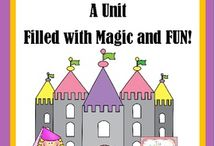 Fairy tales / by The Kindergarten Smorgasboard