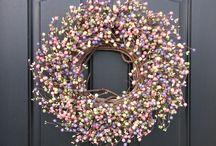 Wreaths  / by Brenda Romine
