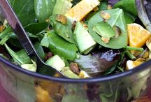 salads  / by anica molnar