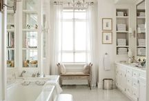 bathrooms / by Holly Wimberley