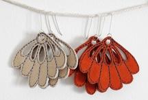 Jewelry - Leather / by Bonita Thompson