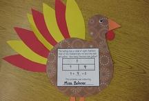 Teacher Tidbits - Thanksgiving / by Megan Schmidt
