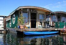 Floating Homes / by Laura Allard