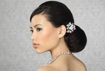 PINCURLS & PAINT bridal and event beauty / Hair and make up done by the pincurls & paint team / by Pincurls & Paint