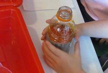Preschool science / by Heather Leser