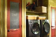 Laundry Room / by Carrie Mulcahy