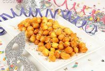 Dolci di Carnevale / Un nuovo ricettario speciale dedicato ai dolci di Carnevale! All'interno del sito le ricette suddivise in dolci fritti e al forno! Consigliatelo ai vostri amici e buona condivisione!! / by Cookaround.com