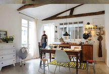 Cool ideas for my home / by Marines Desidera'