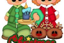 Scrapbook--Christmas / by Ruth Ward
