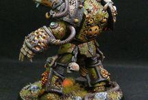 Warhammer 40K / by Stuart Holderness