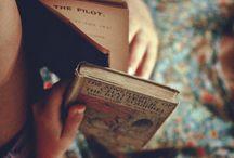 Lost in a Book. / by Ainara Blancas