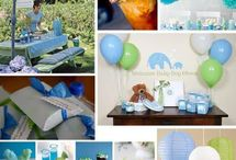 BABY SHOWER IDEAS / by Kelli Ray