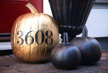 Fall decorations / by BethanyNjason Edington