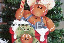 christmas ornaments / by miriam espaillat