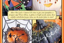 Halloween party style / by Lisa Magner