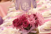 sofia the first princess party / by Rachael Terantino