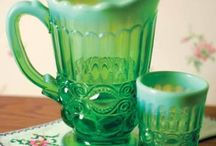 Depression Glass / by Sharon Kelly-Leverson