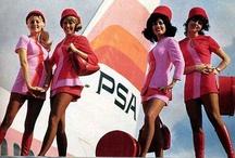 Vintage Airline / When flight was fun.. / by Clare L Abbott