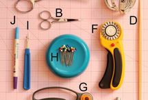 Sewing / by Nikkie Miller