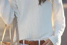 Fall/Winter Fashion / by Allison Liebi