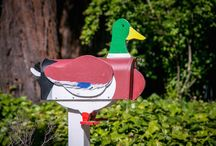 Animal Mailboxes / by Mail Boss