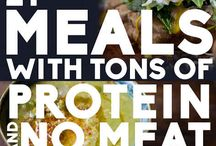 21 day fix meals / by Mari Garing