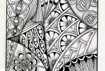Zentangle / by Lynne Florig-Beck