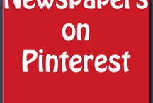 Newspapers on Pinterest / I'm compiling a list of newspapers with official Pinterest accounts. What am I missing? Let me know by tweeting me @SocialScraps. VIEW THIS LIST ALPHABETICALLY VIA: NewspapersOnPinterest.com THANK YOU for following and for clicking the LIKE button above. / by Joanne White