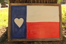 TEXAS  / by Jessica Lucero