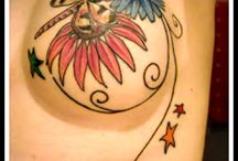 tattoos / by Candy Slagel