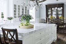 Kitchens that Almost Make Me Want to Cook :) / by Erica Bohrer