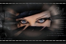 enchanting eyes & makeup / by Angie Noworyta