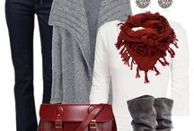 Clothes / by Jennifer Taylor-Montgomery